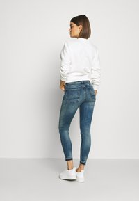 G-Star - 3301 MID SKINNY RP ANKLE WMN - Jeans Skinny Fit - faded azurite - 2