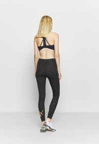 Puma - LEGGINGS - Medias - black - 2