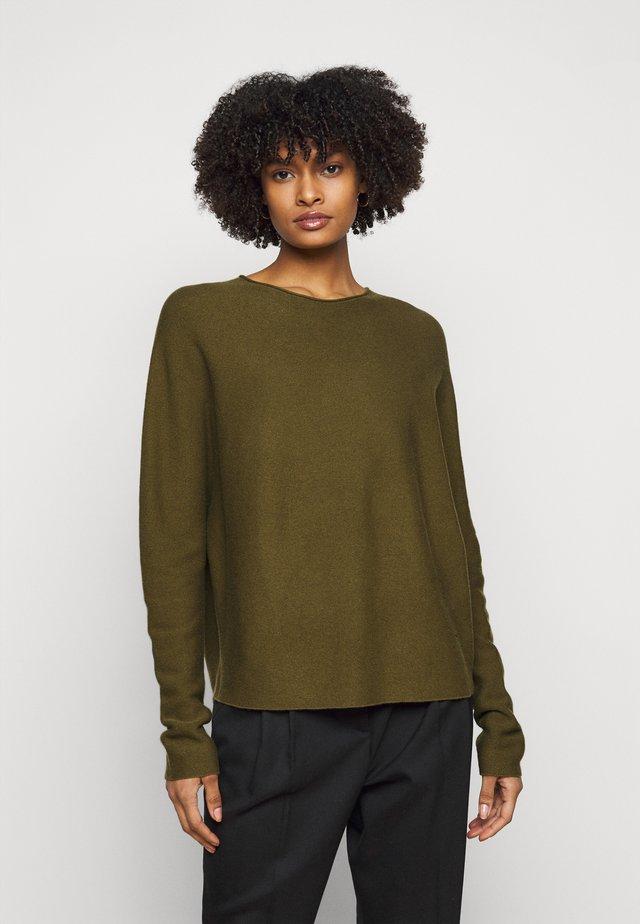MAILA - Sweter - green