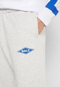 BALL - RIMINI PANTS - Joggebukse - lg melange - 4