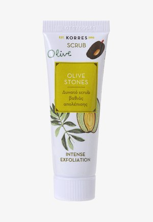 OLIVE STONES INTENSIVES PEELING - Face scrub - -