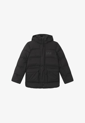 URBAN PUFFY UNISEX - Winter jacket - black