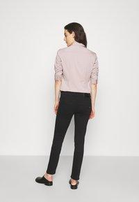 Dondup - PANTALONE MARGOT - Jeans Skinny Fit - black - 2