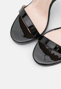 RAID - REAGAN - Sandaler med høye hæler - black - 5