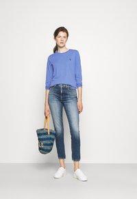Polo Ralph Lauren - TEE LONG SLEEVE - Maglietta a manica lunga - deep blue - 1