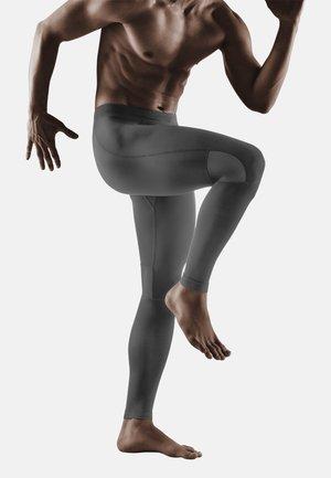 Leggings - grey melange