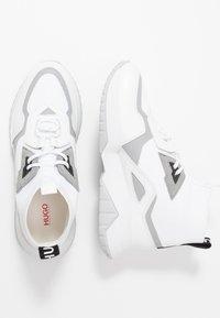 HUGO - ATOM - Zapatillas altas - white - 1