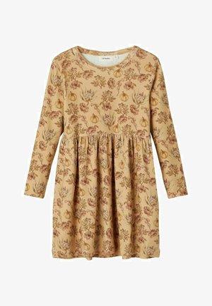 PRINT - Jumper dress - lark