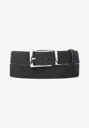 BRAK - Formální pásek - black