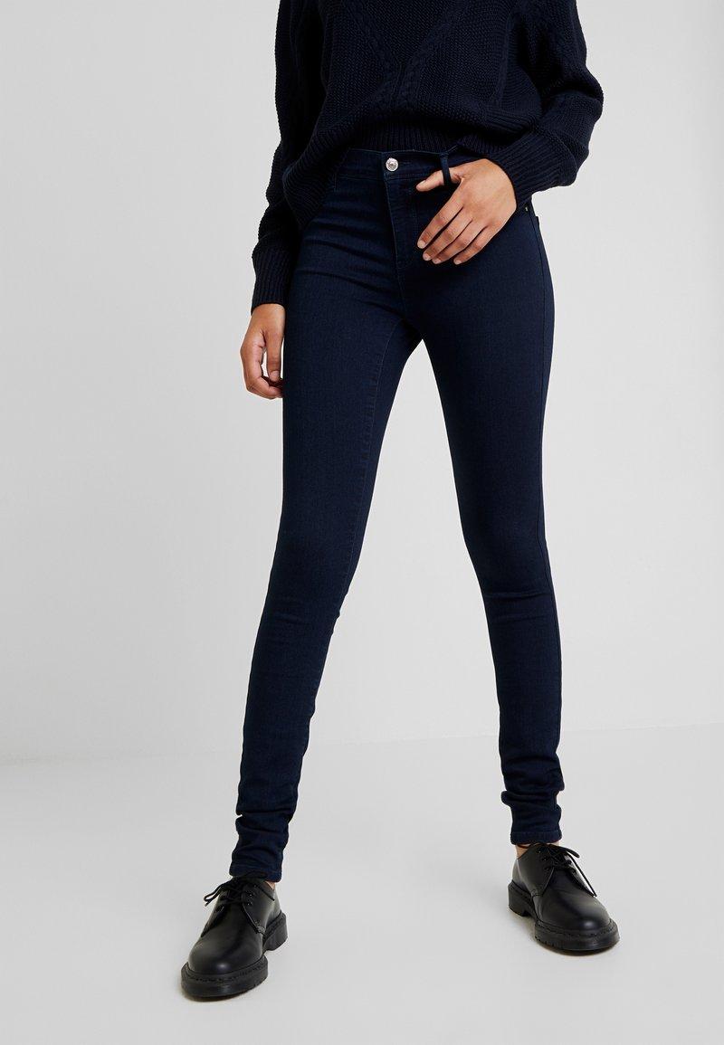 ONLY - ONLRAIN - Jeans Skinny Fit - dark blue denim
