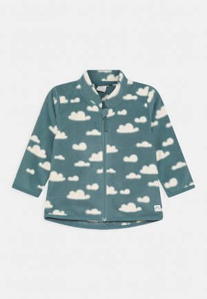 JACKET UNISEX - Fleecejas - dusty turquoise