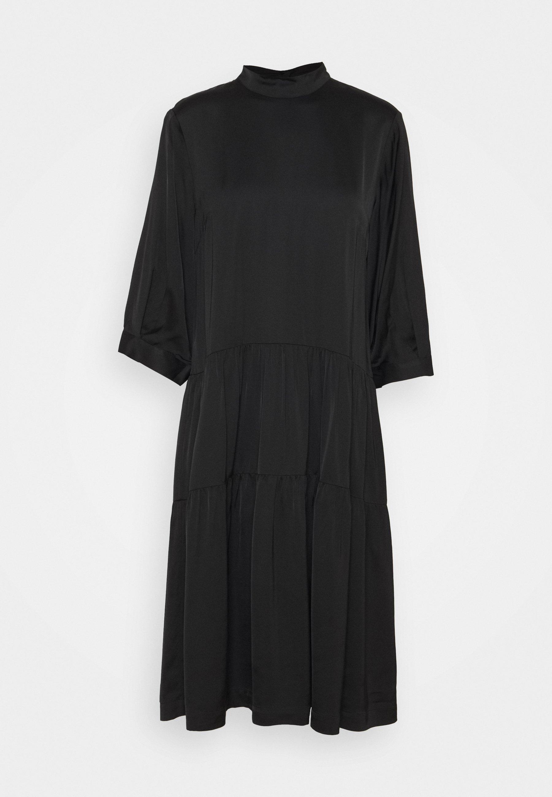 Women EMME MIDI LAYER DRESS - Day dress