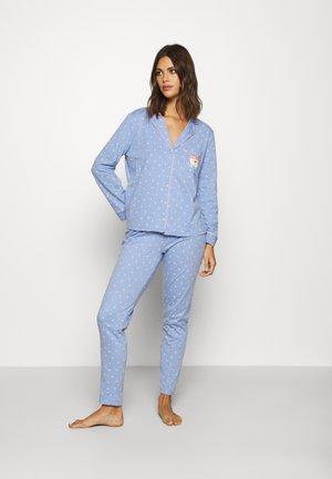 SLEEPING - Pyjama - blue