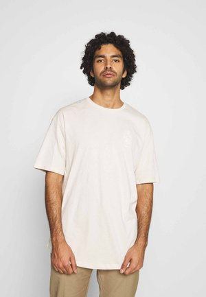 JORROSA  TEE CREW NECK  - Print T-shirt - moonbeam
