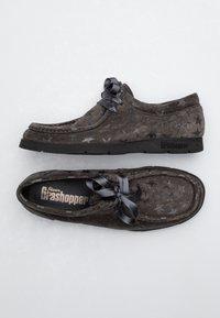 Sioux - Bootschoenen - grey - 0