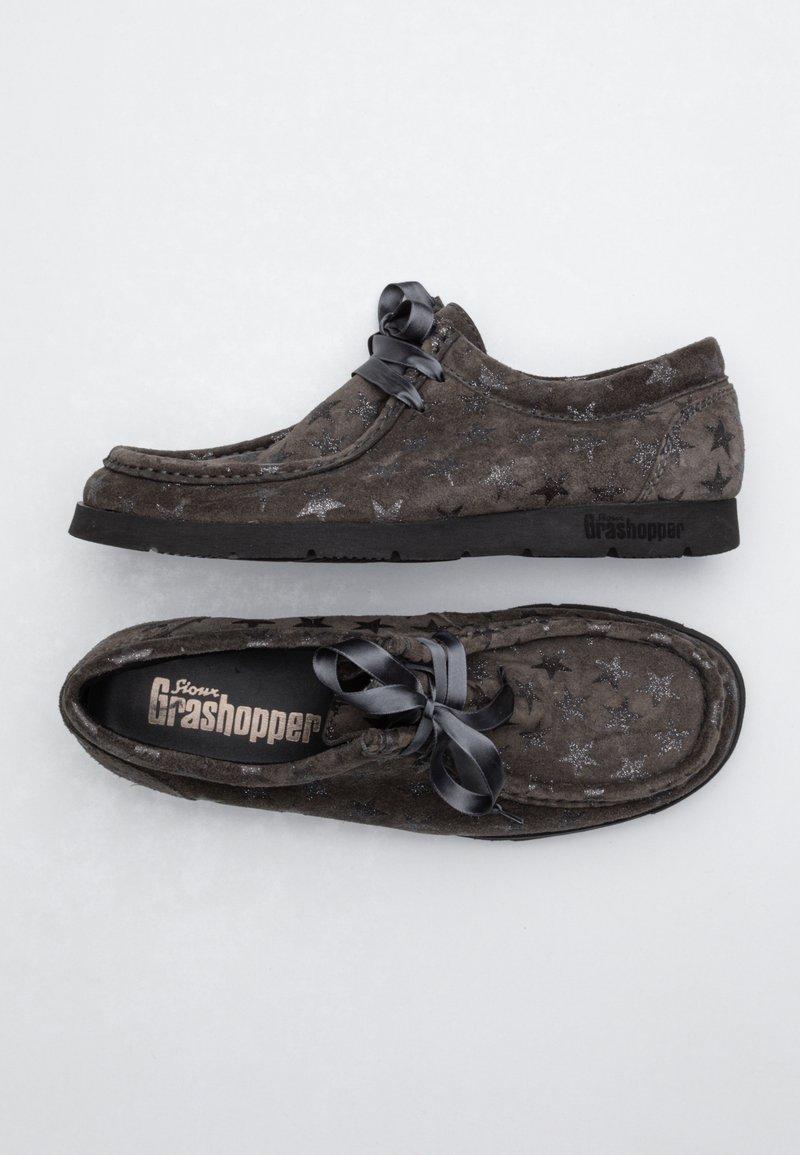 Sioux - Bootschoenen - grey