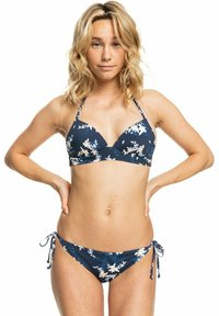 Roxy - Bikini - mood indigo s aqua ditsy - 0
