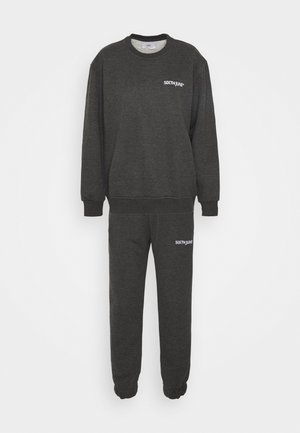 SET - Tracksuit - dark grey