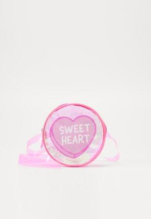 BUM BAG - Ledvinka - pink