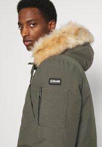 Schott - NELSON - Winter coat - kaki - 5