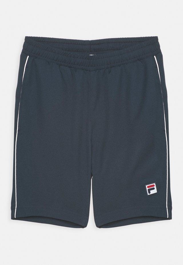 LEON BOYS - Sports shorts - peacoat blue