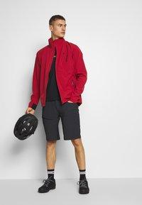 8848 Altitude - MONTAFON - Sports shorts - charcoal - 1