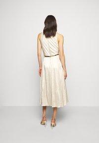 Lauren Ralph Lauren - IONIC DRESS  - Robe de soirée - new champagne - 2