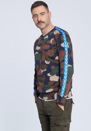 Bluza - multi-coloured