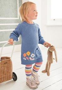 Next - Jumper dress - blue - 1