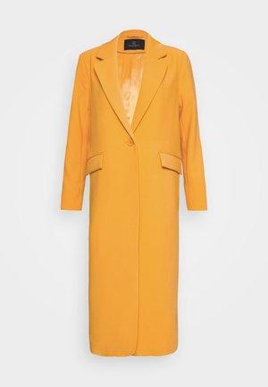 FLORAS ALANNA COAT - Płaszcz wełniany /Płaszcz klasyczny - orange glow