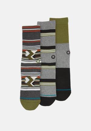 GRAND 3 PACK - Socks - multi