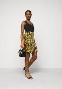 Versace Jeans Couture - LADY DRESS - Cocktail dress / Party dress - black - 1