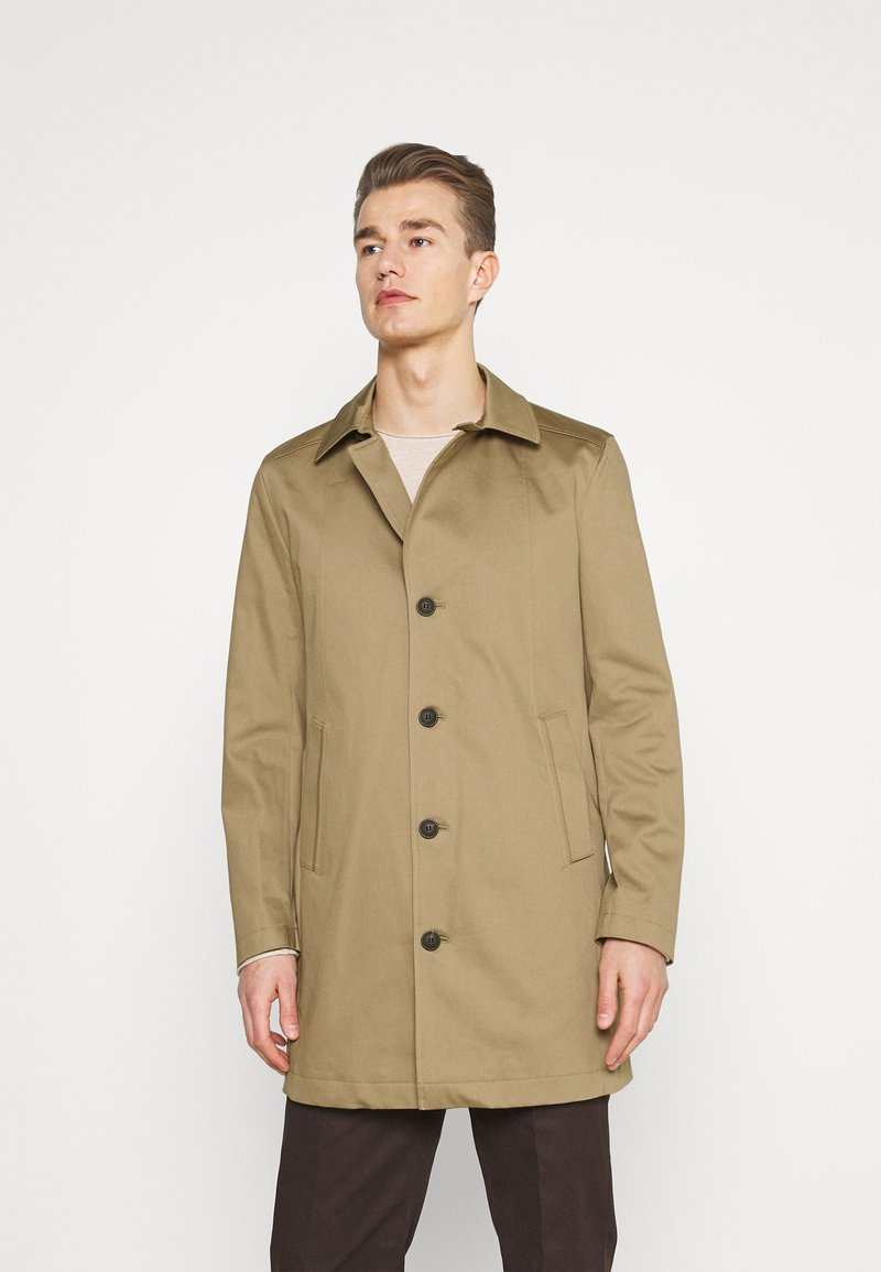 Selected Homme - SLHNEW TIMELESS  - Trenchcoat - petrified oak