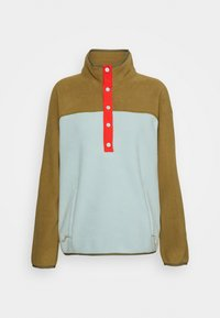 Burton - HEARTH - Sweat polaire - martini/ethrbl - 4
