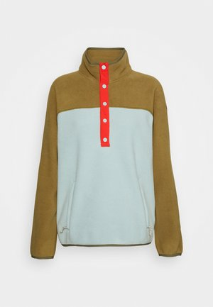 HEARTH - Fleece jumper - martini/ethrbl
