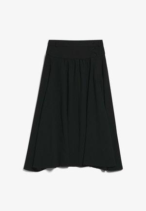 RALI - A-line skirt - schwarz