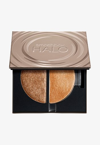 HALO GLOW HIGHLIGHTER DUO - Highlighter - golden bronze