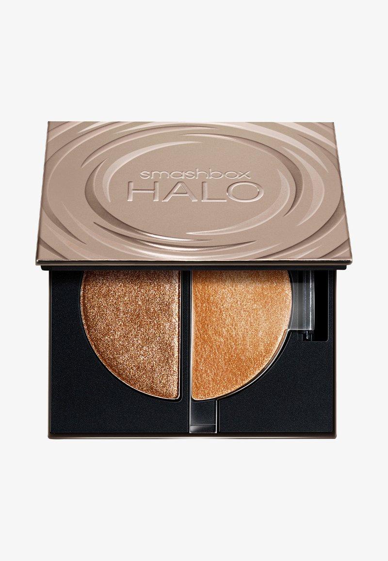 Smashbox - HALO GLOW HIGHLIGHTER DUO - Highlighter - golden bronze
