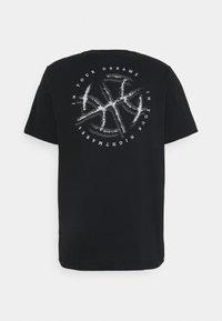 Jordan - DNA CREW - T-shirt med print - black - 1
