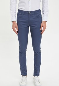 DeFacto - Trousers - blue - 0