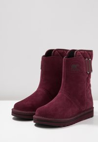 Sorel - NEWBIE - Winter boots - dark red - 4