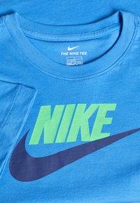 Nike Sportswear - FUTURA ICON - T-shirt print - pacific blue - 3