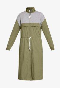 esmé studios - EMMA DRESS - Day dress - dusky green - 4