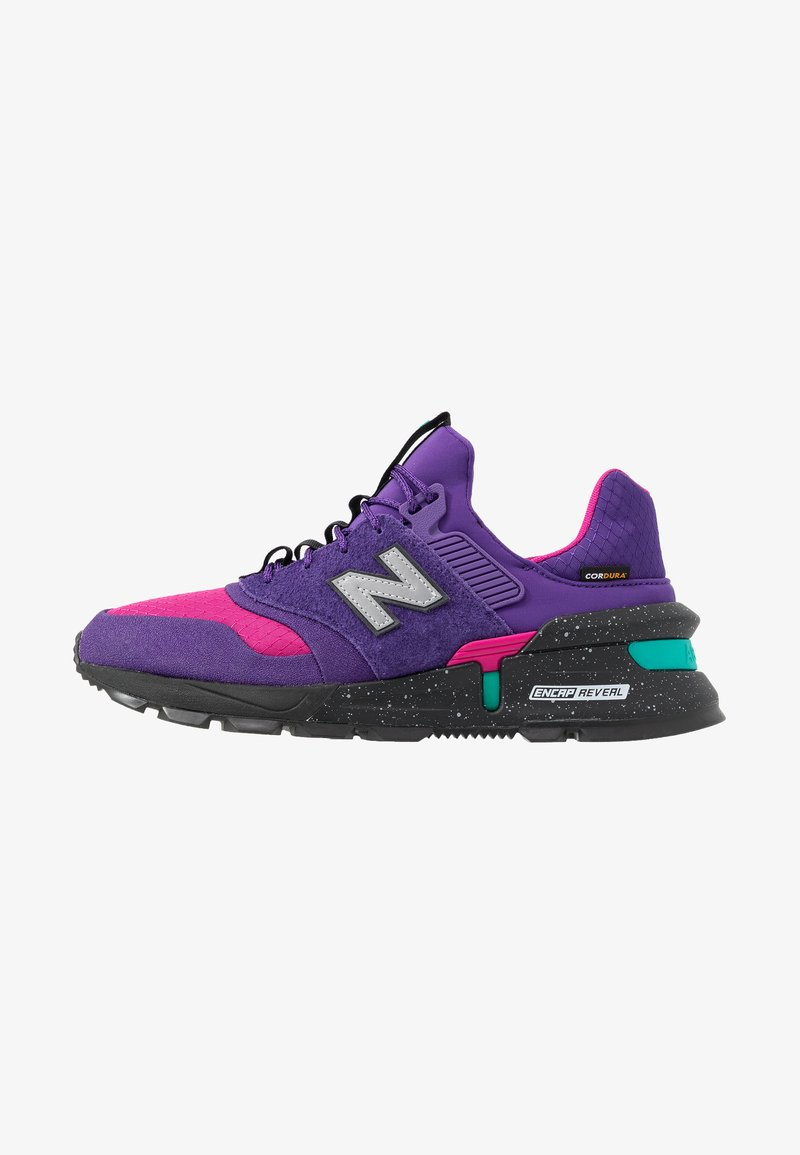 New Balance - MS997 - Sneakers - purple