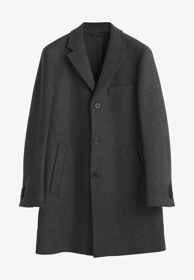 Manteau court - dark grey mel