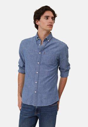 CLIVE  - Camicia - medium blue denim