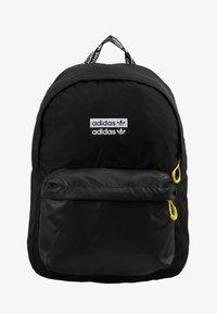 adidas Originals - BACKPACK - Reppu - black - 6
