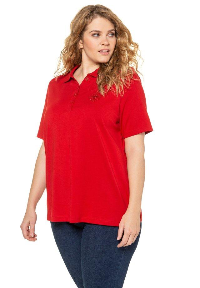 Poloshirt - apple red