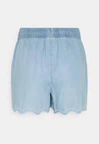 Vila - VIVIVIAN GUDNY  - Shorts - light blue - 1