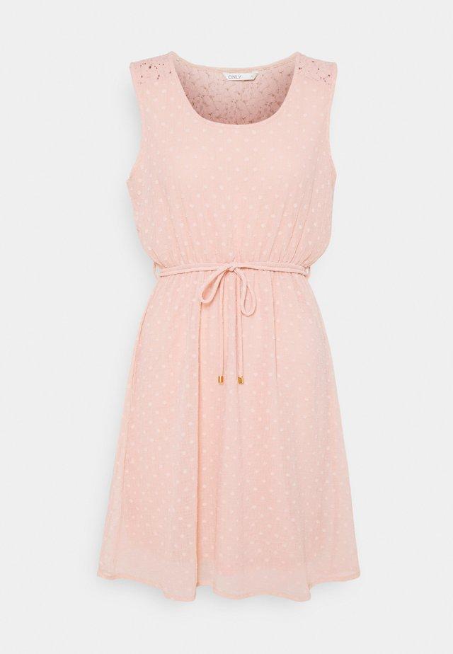 ONLLINA DRESS - Cocktail dress / Party dress - misty rose
